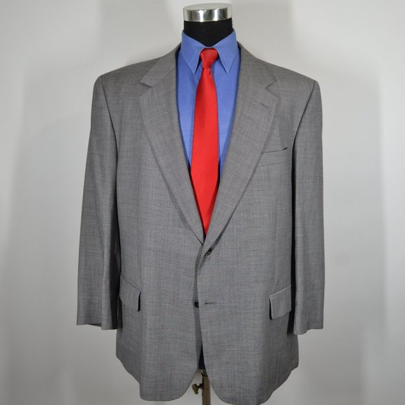 Jos. A. Bank Other - Jos A Bank 48R Sport Coat Blazer Suit Jacket Gray
